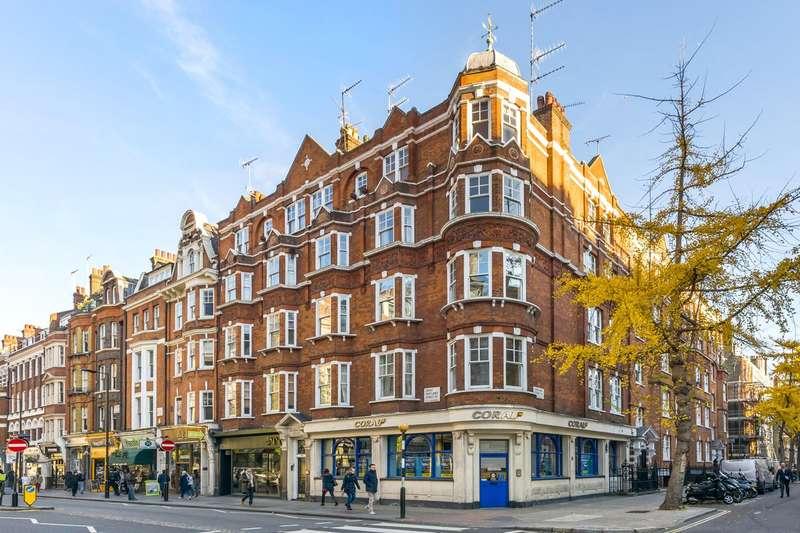 3 Bedrooms Flat for sale in Great Portland Street, Fitzrovia, London, W1W