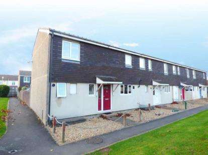 3 Bedrooms End Of Terrace House for sale in Hardway, Gosport, Hampshire