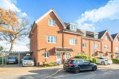 3 Bedrooms Terraced House for sale in Chandlers Ford, Eastleigh, Hampshire