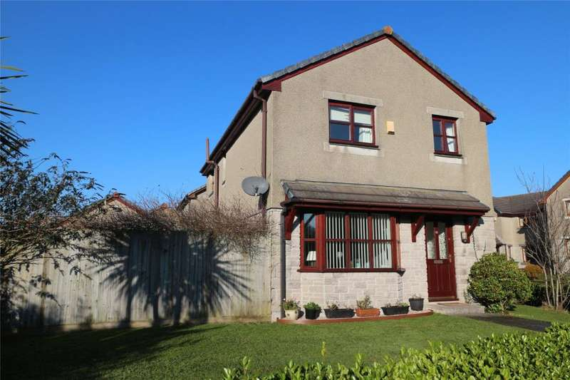 4 Bedrooms Detached House for sale in Hen Wythva Parc, Camborne, Cornwall