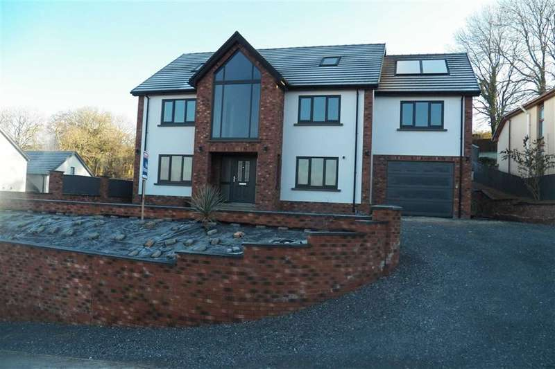 6 Bedrooms Property for sale in Pant Glas, Croesyceilog