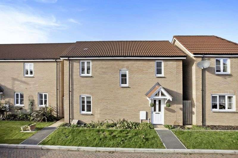 3 Bedrooms Detached House for sale in Connemara Street, Stockmoor, Bridgwater