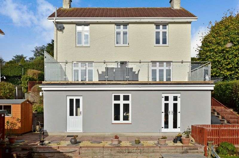 5 Bedrooms Detached House for sale in St. Matthews Road, Torquay