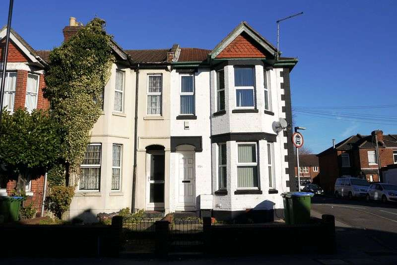 2 Bedrooms Flat for sale in Shirley, Southampton