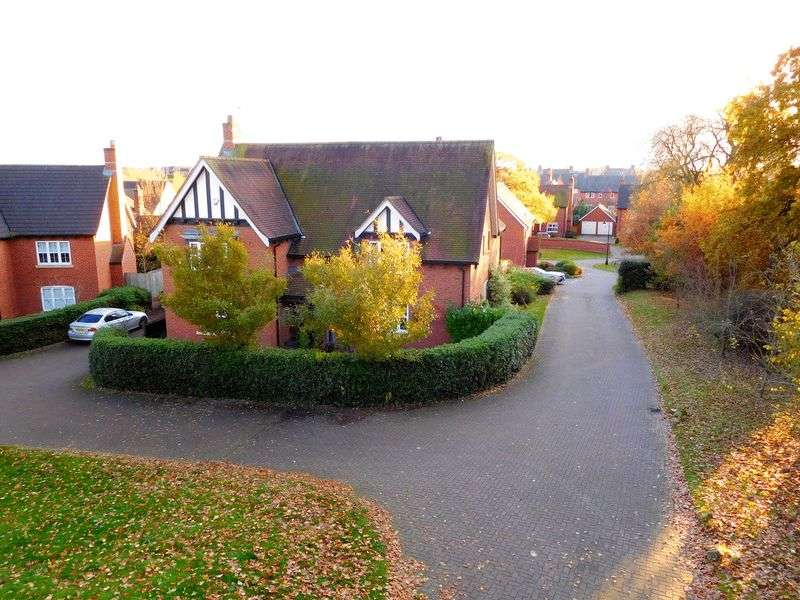 5 Bedrooms Detached House for sale in Fairhaven, Wychwood Park, Weston