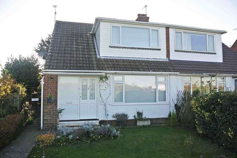 2 Bedrooms Semi Detached House for sale in Hawe Lane, Canterbury