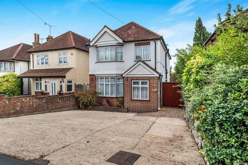 5 Bedrooms Detached House for sale in St Albans Road, Watford, WD25