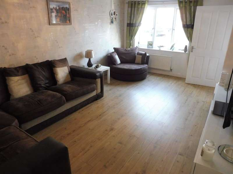 3 Bedrooms Terraced House for sale in Shinglers Drive, TIPTON, DY4