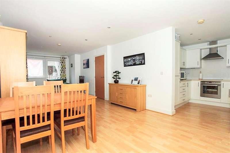 2 Bedrooms Apartment Flat for sale in Cubitt Way, Peterborough, PE2