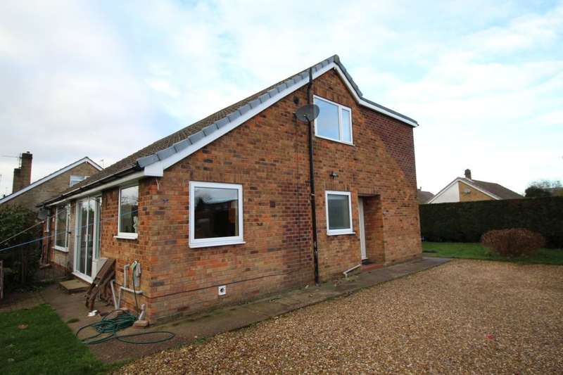4 Bedrooms Semi Detached Bungalow for sale in Oaklands, Gilberdyke, Brough, HU15