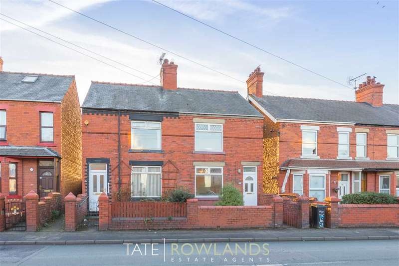 2 Bedrooms Semi Detached House for sale in Chester Road, Flint