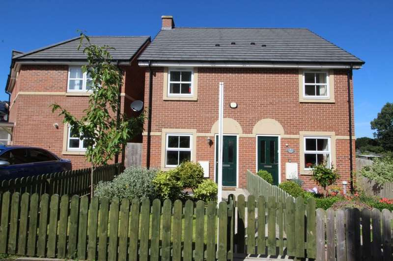 2 Bedrooms Semi Detached House for sale in Tramside Way, Carlisle, CA1