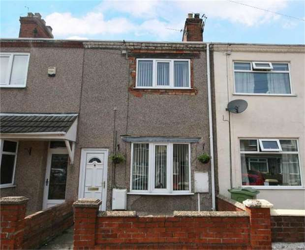 3 Bedrooms Terraced House for sale in Daubney Street, Cleethorpes, Lincolnshire