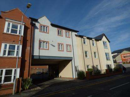2 Bedrooms Flat for sale in The Carriageworks, New Street, Mold, Flintshire, CH7