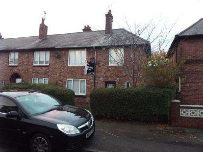 3 Bedrooms End Of Terrace House for sale in Hewitson Avenue, Liverpool, Merseyside, United Kingdom, L13