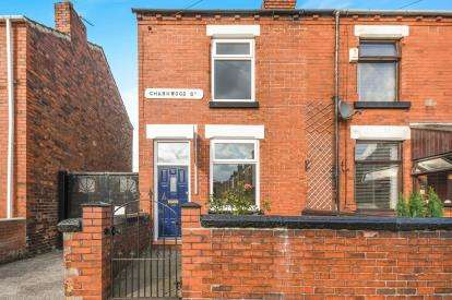 2 Bedrooms End Of Terrace House for sale in Charnwood Street, St. Helens, Merseyside, WA9