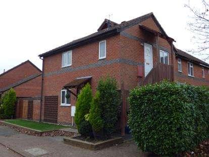 1 Bedroom Maisonette Flat for sale in Hainault Avenus, Giffard Park, Milton Keynes, Bucks