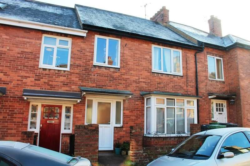 3 Bedrooms Terraced House for sale in Heavitee, Exeter