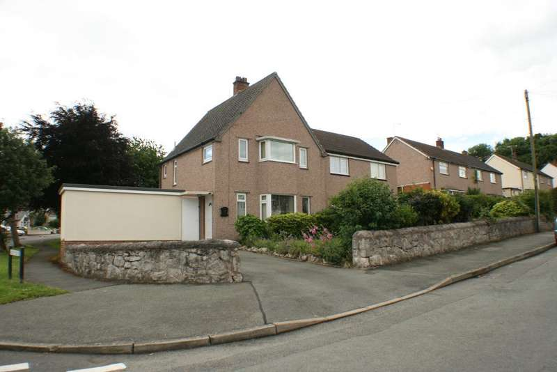 3 Bedrooms Semi Detached House for sale in Glyn Avenue, Colwyn Bay, Conwy, LL29 8RB