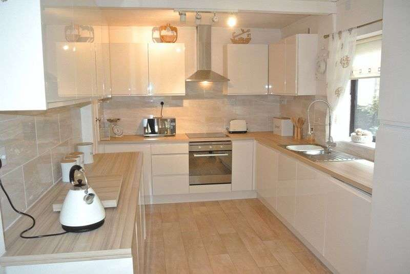 3 Bedrooms Detached House for sale in Birch Grove, Mansfield