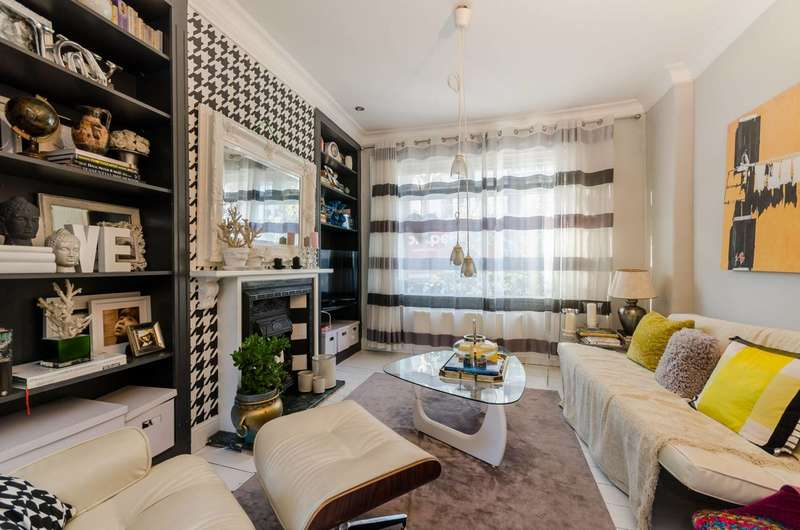 5 Bedrooms House for sale in Wandsworth Bridge Road, Sands End, SW6
