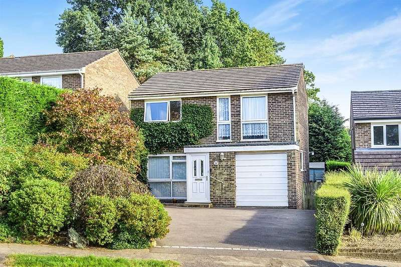 4 Bedrooms Detached House for sale in Southridge Rise, Crowborough, TN6