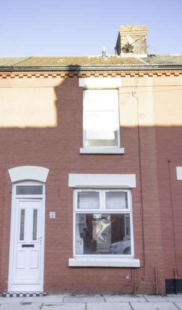 2 Bedrooms Terraced House for sale in Olton Street, Wavertree, Liverpool, Merseyside, L15