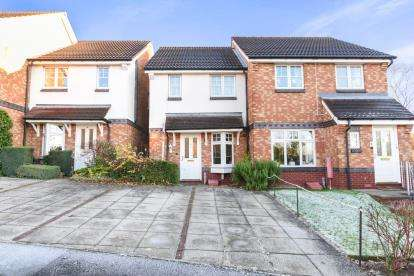 2 Bedrooms Semi Detached House for sale in Kennet Green, Worcester, Worcestershire, Uk