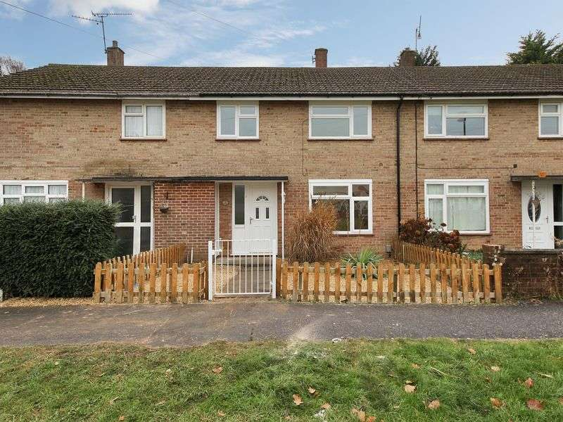 3 Bedrooms Terraced House for sale in Cherry Lane, Langley Green, Crawley, West Sussex