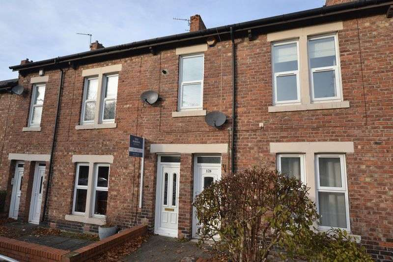 3 Bedrooms Flat for sale in Mowbray Street, Newcastle Upon Tyne