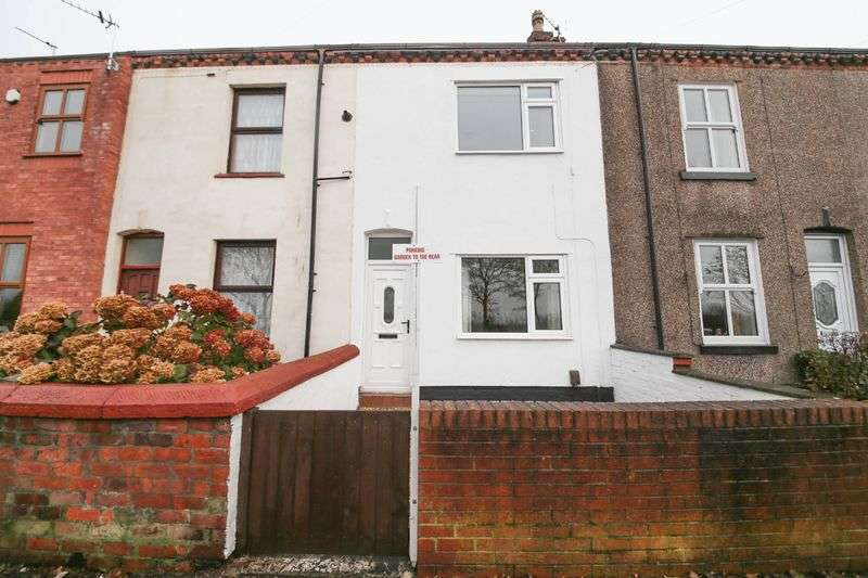 2 Bedrooms Terraced House for sale in 517 Liverpool Road, Platt Bridge