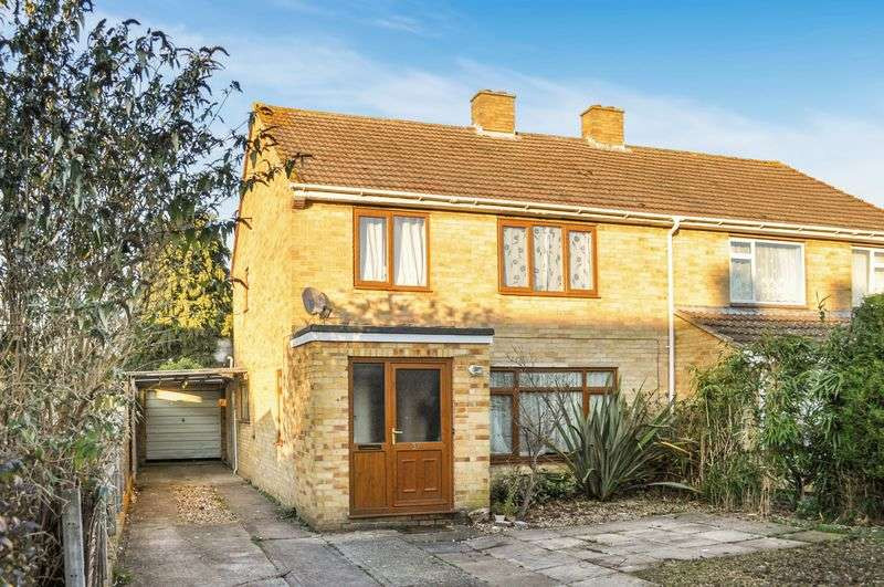 3 Bedrooms Semi Detached House for sale in Tyrrells Way, Sutton Courtenay