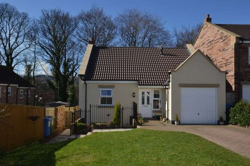 4 Bedrooms Detached House for sale in Whitton View , Rothbury