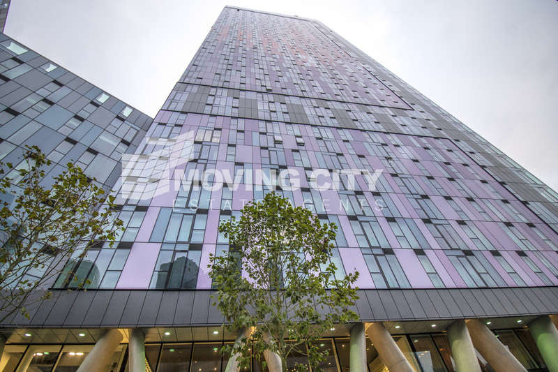 2 Bedrooms Flat for sale in The Pinnacle, Saffron Square, Croydon