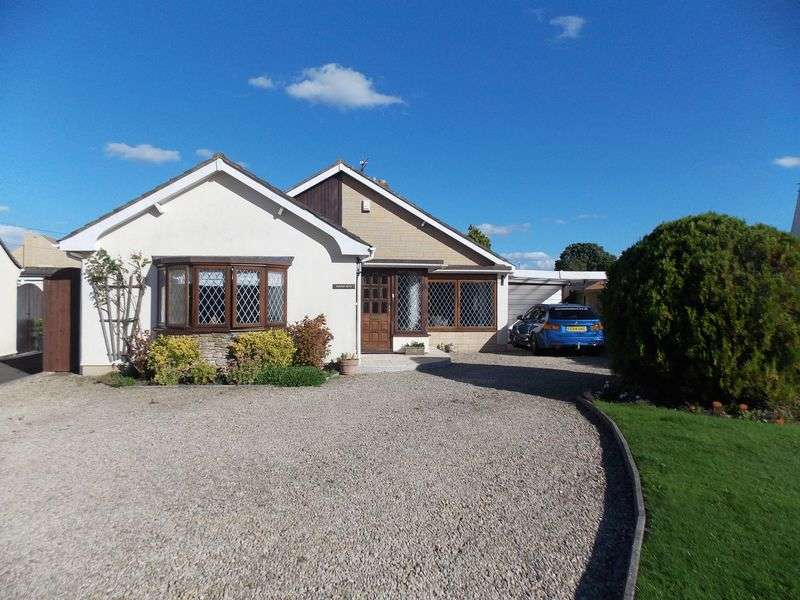 4 Bedrooms Detached Bungalow for sale in Fermoy, Frome