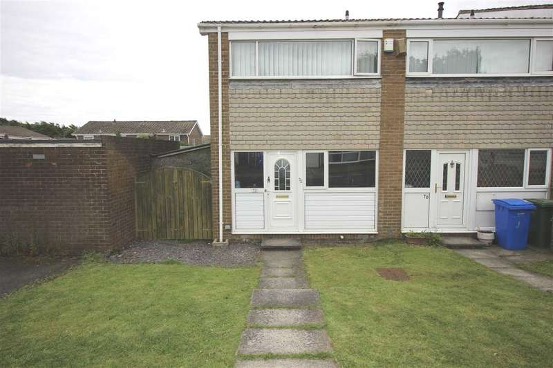 2 Bedrooms Terraced House for sale in Whitelaw Place, Collingwood Chase, Cramlington