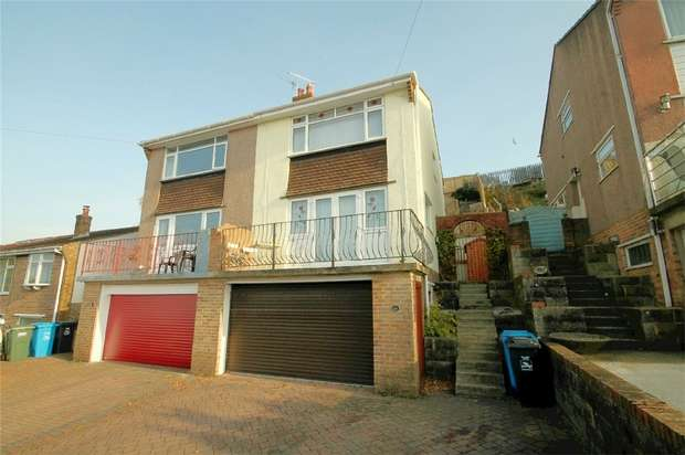 3 Bedrooms Semi Detached House for sale in Oakdale, POOLE, Dorset