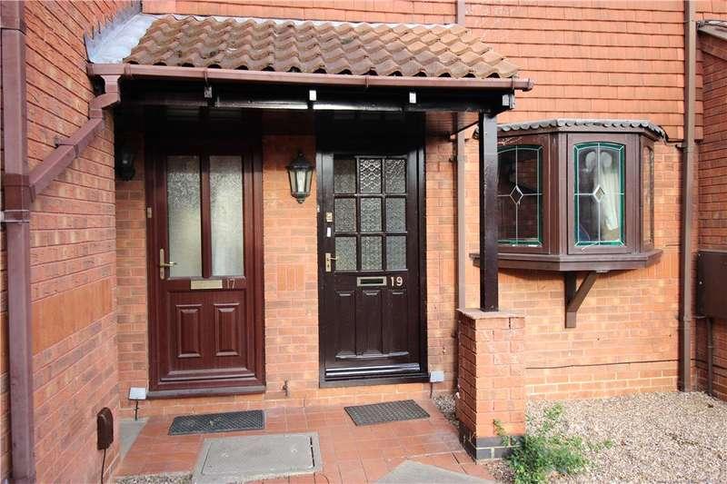 1 Bedroom Flat for sale in Padstow Close, Stenson Fields, Derby, Derbyshire, DE24