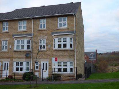 4 Bedrooms Semi Detached House for sale in The Grange, Woolley Grange, Barnsley, West Yorkshire