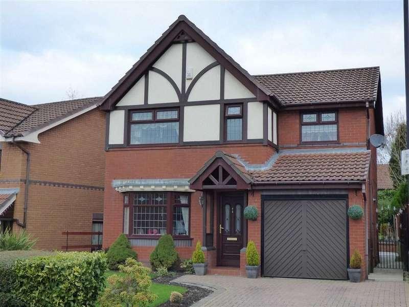 4 Bedrooms Property for sale in Simkin Way, Bardsley, Oldham, OL8