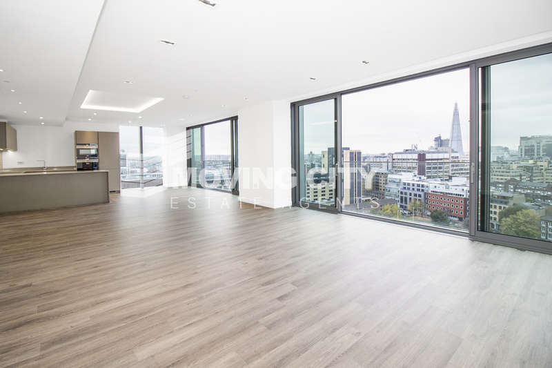 3 Bedrooms Flat for sale in Cashmere House, Goodman Fields, Aldgate