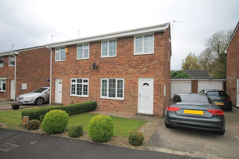 2 Bedrooms Property for sale in Millford Way, Bowburn, Durham
