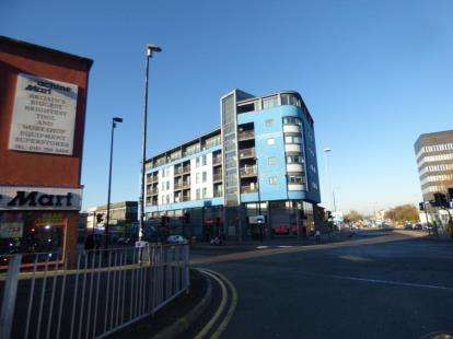 2 Bedrooms Flat for sale in Shandon Court, 73 London Road, Liverpool, Merseyside, L3