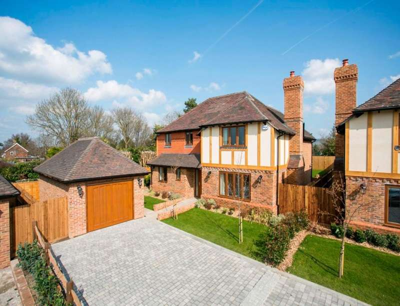 4 Bedrooms Detached House for sale in Plantation Site, Bearsted, Maidstone, ME14