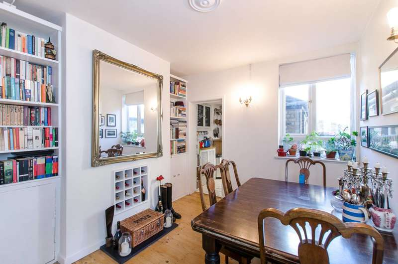 2 Bedrooms Flat for sale in Elliotts Row, Elephant and Castle, SE11