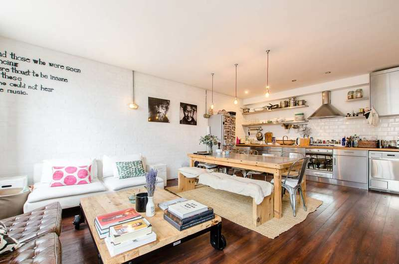 2 Bedrooms Flat for sale in Casson Street, Brick Lane, E1