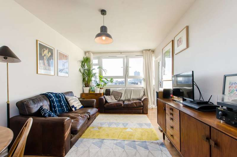 2 Bedrooms Flat for sale in Arden Estate, Hoxton, N1