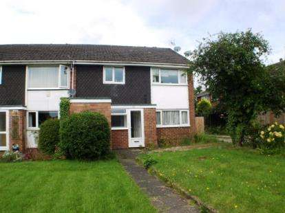2 Bedrooms Flat for sale in Caldy Road, Handforth, Wilmslow, Cheshire