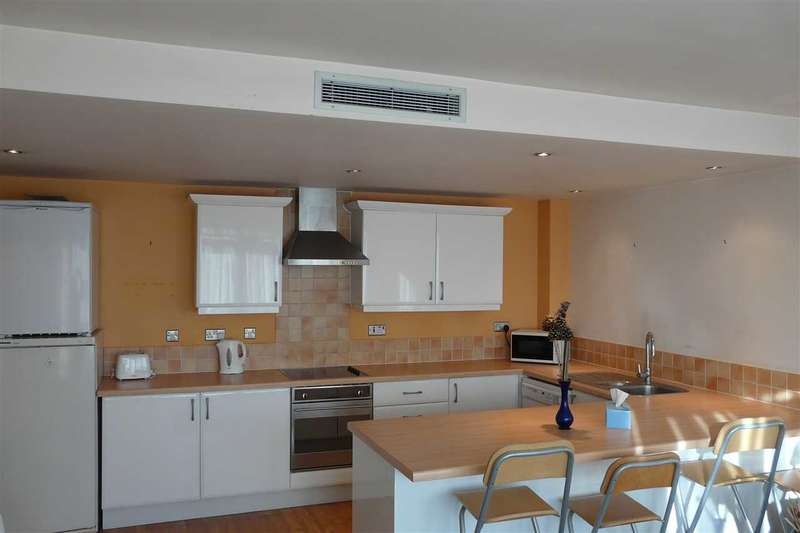 1 Bedroom Apartment Flat for rent in PARK GATE, UPPER COLLEGE STREET, NOTTINGHAM
