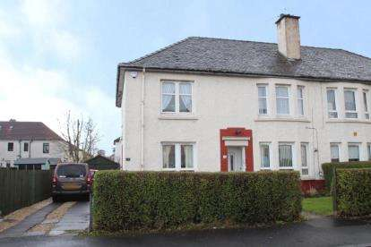 2 Bedrooms Flat for sale in Kirkconnel Avenue, Knightswood, Glasgow